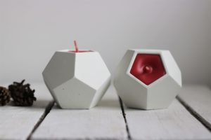 dekoracyjne świeczniki SBNDESIGN