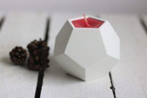 świeczniki wykonane 100% ręcznie